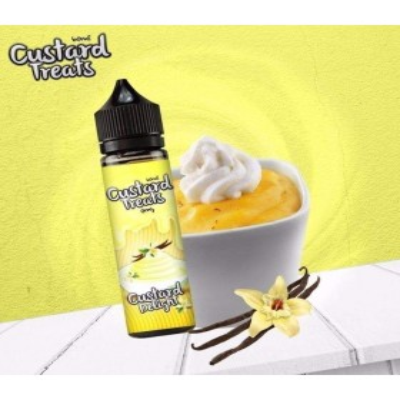 Custard Treats E juice - Custard Delight 60ml