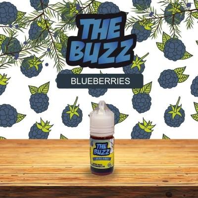 Buzz - Blueberries 30ml saltnic