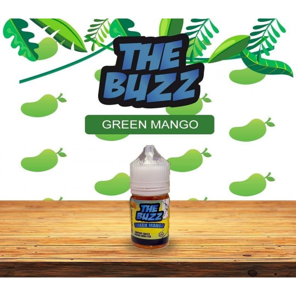 Buzz - Green mango 30ml saltnic